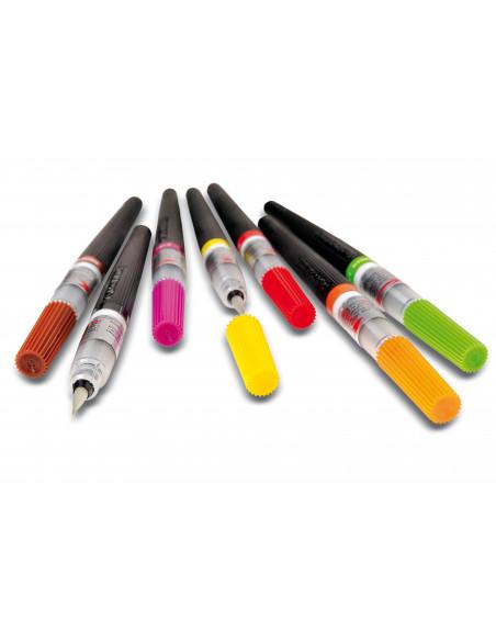 Πινέλο Color Brush Pentel Μαύρο